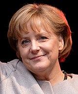 安格拉·默克爾(德國現任總理)
