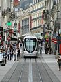 Angers - Tramway - Rue de la Roë (7664042584).jpg