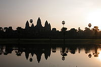 Angkor Wat at sunrise.JPG