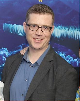Finding Dory - Co-director Angus MacLane at a Finding Dory premiere