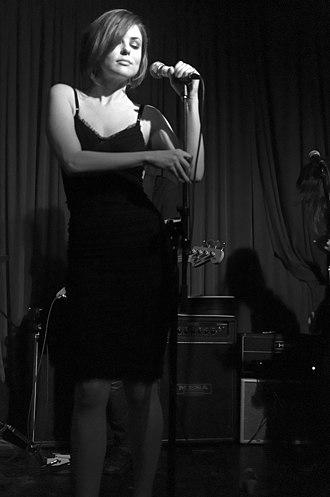 Anna Nalick - Nalick in June 2011