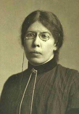 Ebeltoft - Anna Sophie von der Hude, 1904