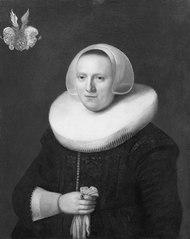Anna van Ens?, g.m. holländske ministerresidenten i Helsingör, Karl von Cracow