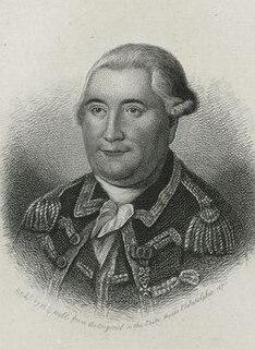 Anne-César, Chevalier de la Luzerne French diplomat