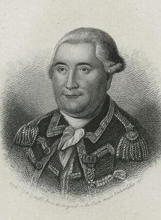 Anne-César, Chevalier de la Luzerne - S.E. M le marquis de La Luzerne