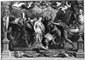 Anoniem na 1635 naar Peter Paul Rubens - Briseis wordt aan Achilles teruggegeven - 51.2981 - Museum of Fine Arts, Budapest.jpg