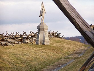 Battle of Antietam - Sunken Road