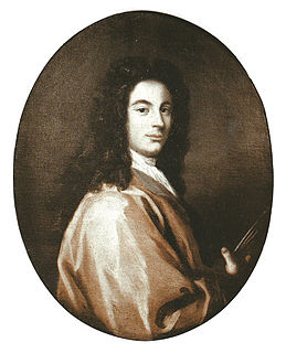 Antonio Balestra Italian painter (1666-1740)