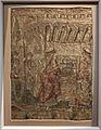 Antonio del pollaiolo (disegno), san giovanni visitato in prigione dai discepoli, 1466-88.JPG