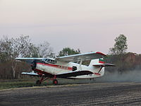 Antonov AN taxiing at Coomalie Creek Airfield during the 2012 Merlin Magic.jpg