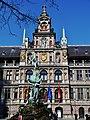 Antwerpen Grote Markt Rathaus 5.jpg