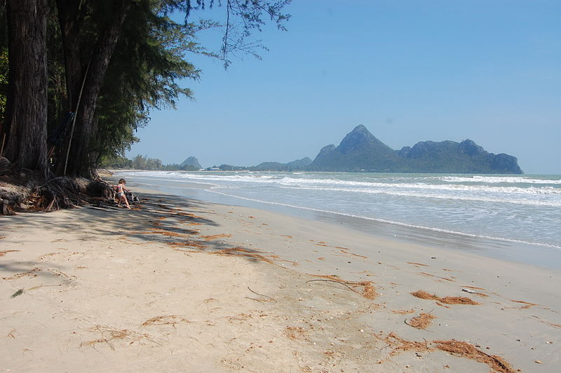 Ao Manao Beach; beaches in Thailand