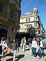 Approaching the junction of George and Cornmarket Streets - geograph.org.uk - 2429378.jpg