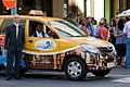 Arbeiten in Kapstadt Cape Town Excite Taxi Cab.jpg