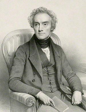 Archibald Billing - Archibald Billing by Charles Baugniet, 1846