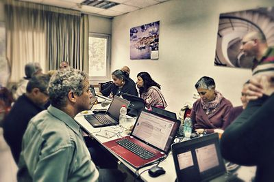 Archivists course on Wikimedia projects 1.4 2015 (23).jpg
