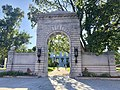 Archway, New Hampshire State House Grounds, Concord, NH (49211347766).jpg