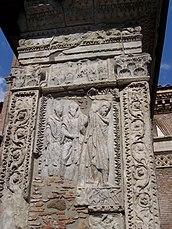 Arco degli Argentarii - lato esterno - Panairjdde.jpeg