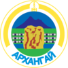 Official seal of Arkhangai Province