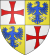 Armoiries Robert de Sablé.svg
