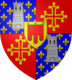 Coat of arms of Saint-Martin-Valmeroux
