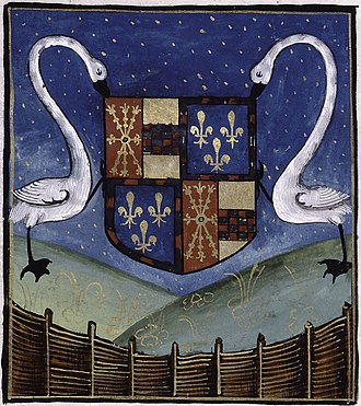 Engelbert, Count of Nevers - Coat of arms of Engelbert of Cleves, Count of Nevers