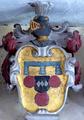Arms JohnCourtenay(d1732) MollandChurch.xcf