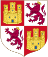 Arms of the Crown of Castile (15th Century).svg