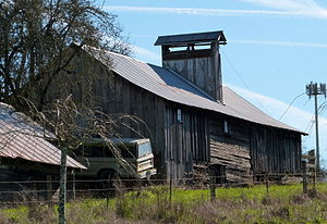 National Register of Historic Places listings in Clark County, Washington - Image: Arndt Prune Dryer Ridgefield Washington