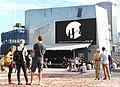 Arrival Departure, Federation Square, Melbourne.jpg