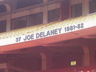 Joe Delaney - Image: Arrowhead Delaney