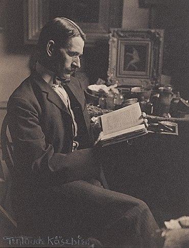 Arthur B. Davies, circa 1908