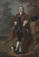 William Farington of Shawe Hall, Lancashire