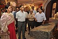 Arun Goel Visits Science And Technology Heritage Of India Gallery With NCSM Dignitaries - Science City - Kolkata 2018-09-23 4355.JPG
