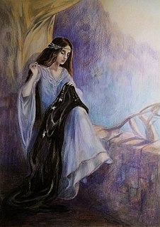 Arwen Fictional half-elf in Tolkiens Middle-Earth