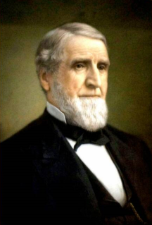 Asa Packer American businessman and politician