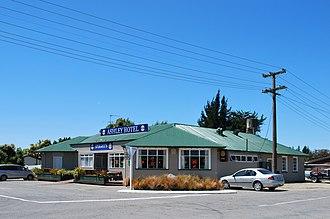 Ashley, New Zealand - Ashley Hotel