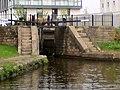 Ashton Canal, Lock 3 - geograph.org.uk - 1868283.jpg