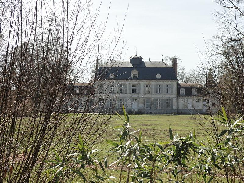Le Château d'Athis.