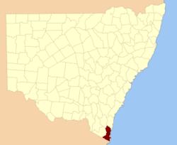 Auckland NSW