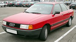 Audi 80 (1986–1991)