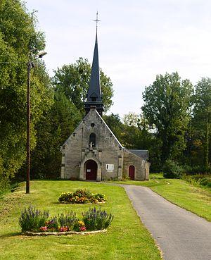 Audignicourt - Audignicourt Church