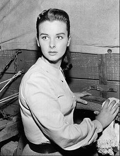 Audrey Dalton Irish television and film actress