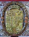 Augusta af Danmarks våben (Husum).jpg