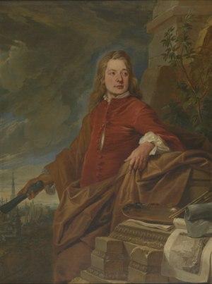 Augustin Coppens - Portrait of Augustin Coppens
