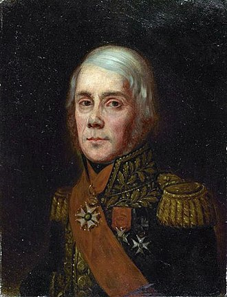 Augustin-Marie d'Aboville - General Baron d'Aboville.