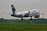 Aurora, Airbus A319-111, VQ-BBD (18228335092).jpg