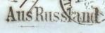 Aus Russland marking on Russian mail - type RY3 Minden-Deutz.png