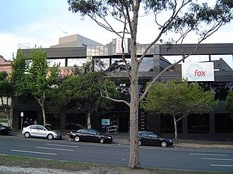 3MMM - Former Triple M Building (1996-2008), St Kilda Road, St Kilda