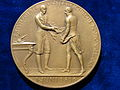 Austria Medal 1916 National Bank Foundation 100th Anniversary, obverse.JPG